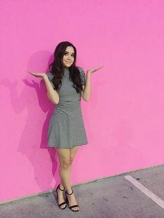 Megan Nicole, Dresses For Tweens, Crushes, Internet, Celebs, Hair Styles, Music, Cute, People