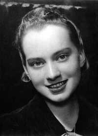 Inés Arredondo a los 15 años, en imagen de 1943 tomada de su libro La verdad o el presentimiento de la verdad, publicado por Difocur-INBA-CNCA