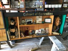 Cabinet Of Curiosities, Liquor Cabinet, Storage, Furniture, Home Decor, Purse Storage, Decoration Home, Room Decor, House Bar
