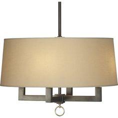 dining room barrel lighting | Dining room. Charles Bronze Chandelier in Chandeliers, Pendants ...