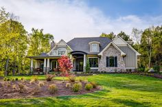 Cottage Style By Luxe Homes Design Knoxville Builder