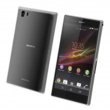 Funda Xperia Z1 Made For Xperia - Minigel Transparente  $ 234,07