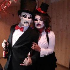 creepy couple halloween costume ideas - Google Search