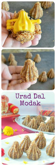 Happy Ganesh Chaturthi To All Of You Traditional Sweet Made With Urad Dal Step By Modak Recipe