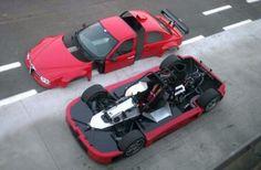 Alfa Romeo 156 Coloni S1
