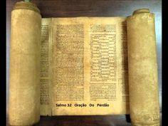 Salmo 32 -  Oração do perdao  -  A Biblia Narrada por Cid Moreira