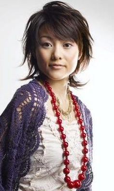 Asian Hair Styles...cute shag