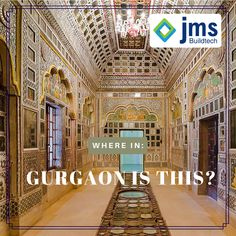 Can you guess where in #Gurgaon is this?