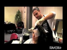 NAPURA REALEVENT 1 backstage. october 2010