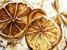 paintings with wine - Google Search