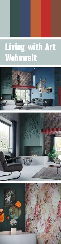 Antik Und Modern. Eine Gute Kombination. Mit Der Wohnwelt Living With Art  Kombinierst Du