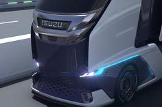 Future Trucks, New Trucks, Future Car, Tokyo Motor Show, Future Transportation, Truck Design, Futuristic Cars, Ford Gt, Automotive Design