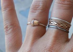Hey, I found this really awesome Etsy listing at http://www.etsy.com/listing/162604426/tiny-little-acorn-sterling-silver