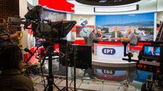 Stuk op nos.nl over de Griekse publieke omroep ERT. Die is sinds een tijdje weer in de lucht na te zijn gesloten door de vorige regering. ERT worstelt met haar onafhankelijkheid van regeringspartij Syriza, terwijl de Griekse commerciële zenders op de hand lijken te zijn van de oppositie.