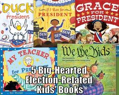 election related books