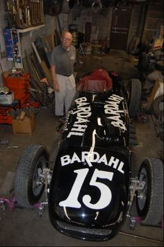 The Bardahl Special 15