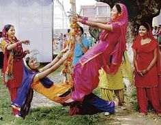 Festivals of India - Teej.  Teej (तीज) is a fasting festival for Hindu women. The festival is celebrated for well-being of spouse and children and purification body and soul.