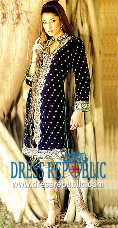 Grape Simeon, Product code: DR2589, by www.dressrepublic.com - Keywords: Fashion Marketing Solutions for Pakistani Indian Designers looking to Export to Western Countries
