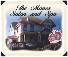 @Matty Chuah Manor Salon  The Manor Salon & Spa has the #EdgeYouDeserve.  See them in Mantua, New Jersey