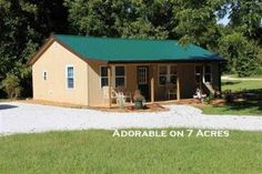 Brand new, one of a kind,  2/2 bungalow nestled on 7 acres in Dacusville