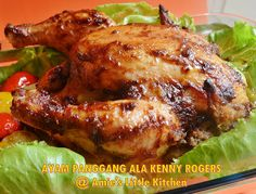 AMIE'S LITTLE KITCHEN: Ayam Panggang ala Kenny Rogers
