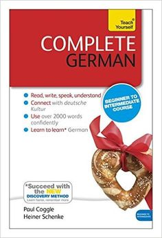 Complete German is a comprehensive book and audio language course that takes you from beginner to intermediate level. This book is for use with the accompanying MP3 CD-ROM of audio files (ISBN 9781444