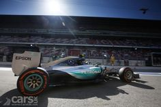 Nico Rosberg beats Lewis Hamilton to pole in the Spanish Grand Prix