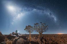 Under Namibia sky - Danielkordan.com