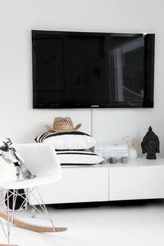 living room- tv