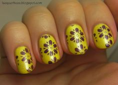 Yellow and flowers