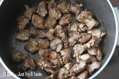 Just Try & Taste: Empal Gentong a la Just Try & Taste Pork, Meat, Funny, Recipes, Kale Stir Fry, Recipies, Funny Parenting, Ripped Recipes, Pork Chops