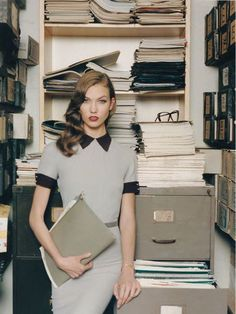 """Things You Should Know About Being an Archivist"" from Playfullytacky.com. #archivist #history #archives"