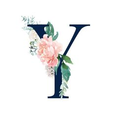 Meet your Posher, Yuliana Floral Letters, Monogram Letters, Lettering Tutorial, Lettering Design, Tiger Tattoo, J Calligraphy, Beautiful Handwriting, Creative Fonts, Sewing Art