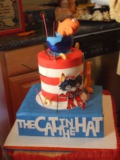 "The Cat in the Hat / Birthday ""Dr. Seuss"" 