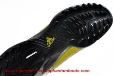 Yellow Black Green Zest Black Adidas F10 TRX TF Sale