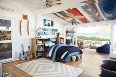 Surfer Kelly Slater Is Making Waves With His Eco-Friendly, Beach-Inspired Home Collection
