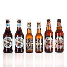Rock and Beer das verträgt sich. Das haben sich Iron Maiden, Motörhead und Status Quo auch gedacht und ihr eigenes Bier kreiert.