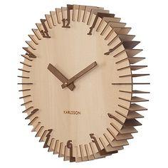 """Résultat de recherche d'images pour """"karlsson wooden clock"""""""