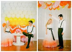 Glamorous Ombre Wedding | Before the Big Day