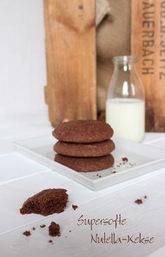 Nutella-Kekse // tezukuri baking Yammie, die kommen auf die ToDo-Liste