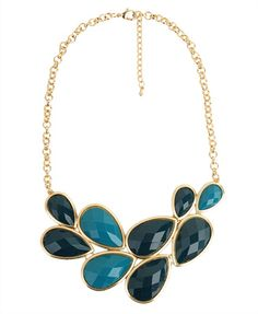 $8.80! Teardrop Chain Necklace - Forever21