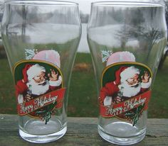 Check out Coca Cola Santa Claus Happy Holidays 2 Bell Soda 20 Ounce Glasses Anchor Hocking  http://www.ebay.com/itm/Coca-Cola-Santa-Claus-Happy-Holidays-2-Bell-Soda-20-Ounce-Glasses-Anchor-Hocking-/161680706594?roken=cUgayN&soutkn=2v8RS2 via @eBay