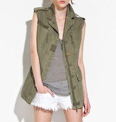 diesel grey military jacket - Google Search