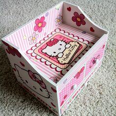 Šperkovnica Hello Kitty
