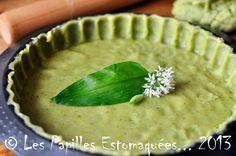 Pate brisee ail des ours 01 Pie Crust Recipes, Tart Recipes, Keto Recipes, Vegetarian Recipes, Savoury Recipes, Galette Recipe, No Salt Recipes, Dumpling Recipe, What To Cook