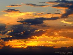 Sunday eve sunset. 6/24/12