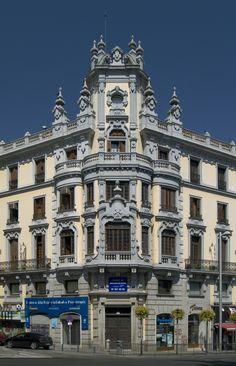 Alcalá, 41 (Casa del párroco de San José)