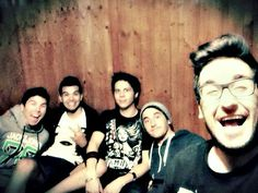 willy, staxx, rubius, luzu y mangel