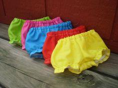 American Girl Doll Underwear, Bitty Baby doll underwear, 5 pairs of underwear, handmade doll clothes, American Girl Doll Clothes, panties - pinned by pin4etsy.com