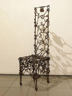 Bronze sculpture. Contemporary Sculpture, Bronze Sculpture, Outdoor Furniture, Outdoor Decor, Dining Chairs, Sculptures, Interior Design, Home Decor, Nest Design
